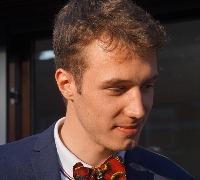 Porträt Lennart P. Groscurth